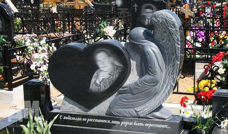 Адреса изготовления памятников у детей лампады фото