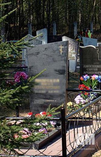 Эконом памятник Пламя Сухиничи памятник с семейный Фонвизинская