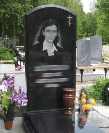 Надгробие из нержавейки Мраморный голубь Калуга