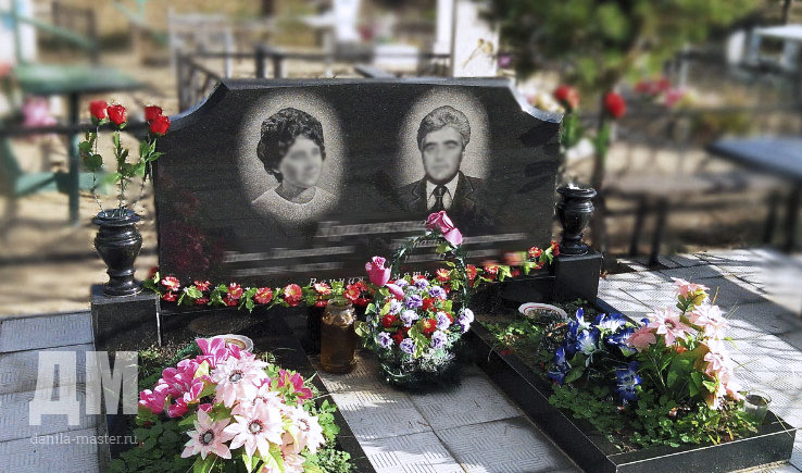 заказ памятника на кладбище Новошахтинск