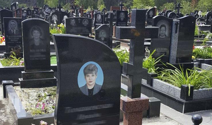 Памятники на кладбище фото цена где памятники тверь цены 2018