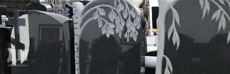 Эконом памятник с резным крестиком в углу Нужные телефоны Лампадка из лезниковского гранита резная Осташков